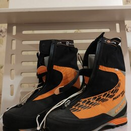 Скальные туфли - Высотные ботинки scarpa phantom, 0