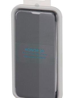 Чехлы - Honor smart view flip cover для honor 20, 0