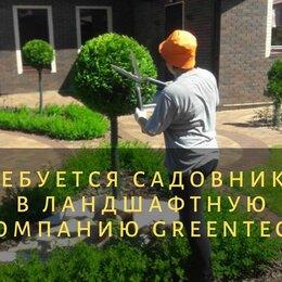 Садовники - Бригадир - садовник, 0