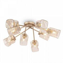 Люстры и потолочные светильники - Потолочная люстра Freya Isabella FR5095CL-08G, 0