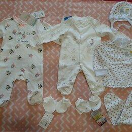 Комбинезоны - Новые вещи на новорождённую девочку 56-68см, 0