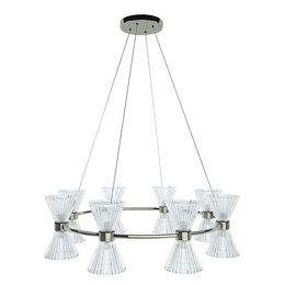 Люстры и потолочные светильники - Подвесная люстра Newport 3618/S Nickel М0062660, 0