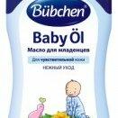 Уход за кожей - Bubchen Детское масло для младенцев 400мл, 0