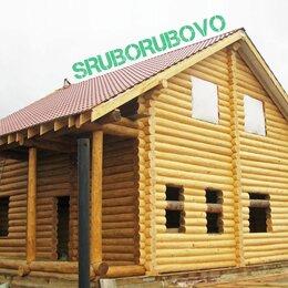 Готовые строения - Сруб ручной рубки для просторного дома 10х10, 0
