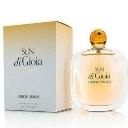 Парфюмерия - Giorgio Armani Sun di Gioia, 0