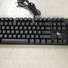 Клавиатуры - Клавиатура Gembird KB-G530L, 0