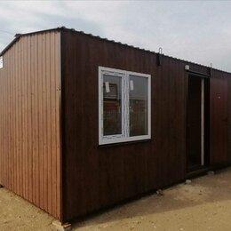 Готовые строения - Бытовка дачный домик, 0