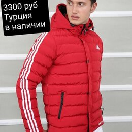 Куртки - Куртка Adidas , зима Турция, 0