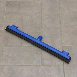 Подложка - Сгон для пола с держателем для тряпки, 50 см, крепление еврорезьба, цвет МИКС, 0
