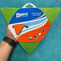 Игрушки  - Фрисби (Chuckit Heliflight) игрушка для собак, 0