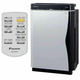 Очистители и увлажнители воздуха - Очиститель/увлажнитель воздуха daikin mck75jvm-k, 0