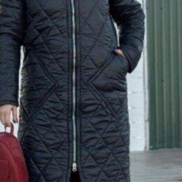 Пальто - Стеганые осенние пальто р-ры 50-62, 0