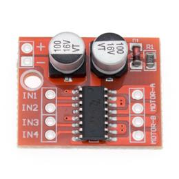 Запчасти к аудио- и видеотехнике - L298N мини, 0