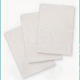Пеленки, клеенки - Пеленка трик(кулир) белая  90*120, 0