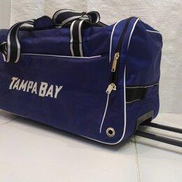 Аксессуары - Баул хоккейный Tampa Bay, 0