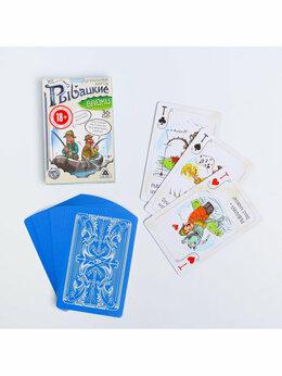 Настольные игры - Игральные карты Рыбацкие байки, 0