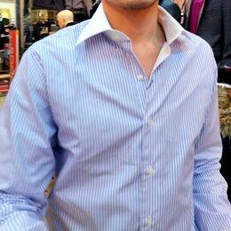 Рубашки - Рубашка из хлопка. Италия. 46-48 , 0