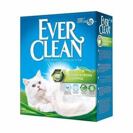 Наполнители для туалетов - Ever Clean Extra Strong Clumping Scented комкующийся наполнитель с ароматизат..., 0