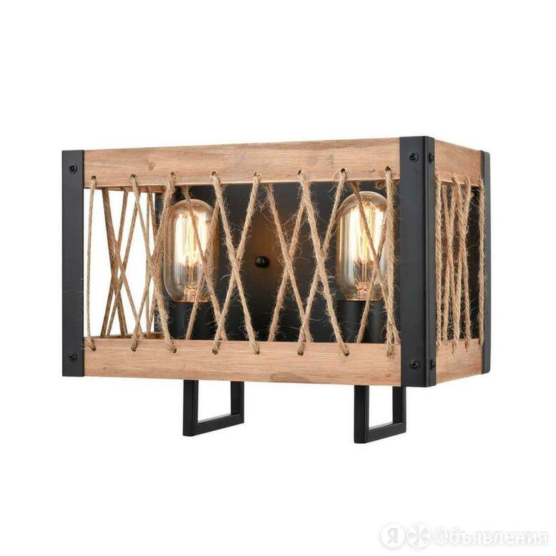 Бра Vele Luce Cubo VL6052W02 по цене 5600₽ - Бра и настенные светильники, фото 0