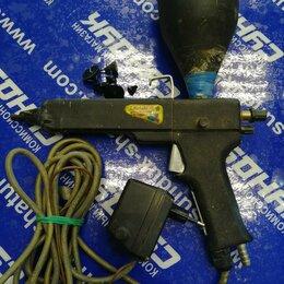 Аэрографы, краскопульты, текстурные пистолеты - Порошковый пистолет Leader proficolor, 0