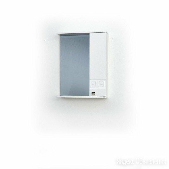 Шкаф-зеркало Этно 55 правый по цене 4659₽ - Зеркала, фото 0