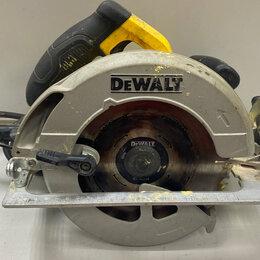 Дисковые пилы - Дисковая пила dewalt DWE575K, 0
