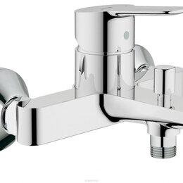 Краны для воды - GROHE Смеситель для ванны Grohe BauEdge 23334000, 0