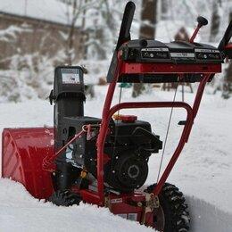 Снегоуборщики - Снегоуборщик бензиновый , 0