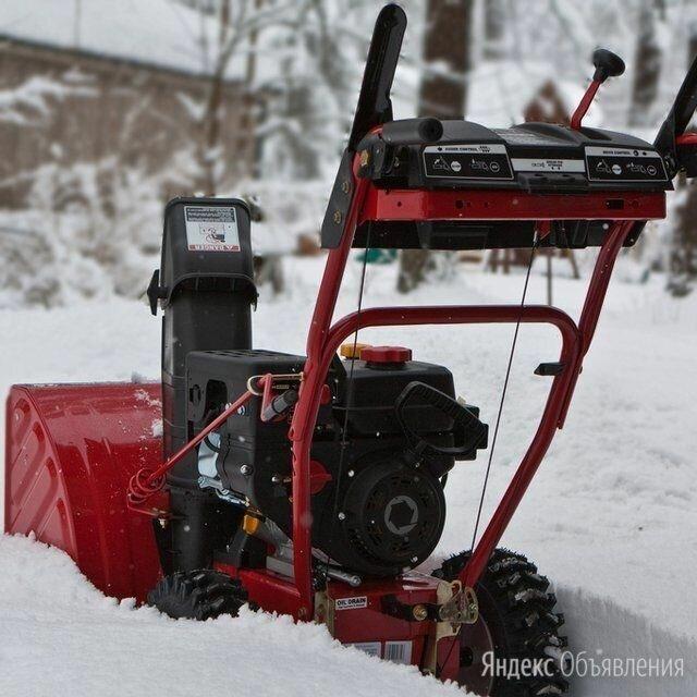 Снегоуборщик бензиновый  по цене 230000₽ - Снегоуборщики, фото 0
