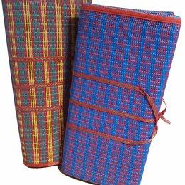 Коврики - Пляжный коврик плетеный (циновка), 0
