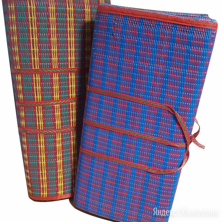 Пляжный коврик плетеный (циновка) по цене 1000₽ - Коврики, фото 0