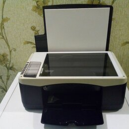 Принтеры, сканеры и МФУ - Принтер HP Deskjet F2180, 0