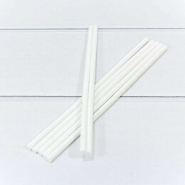 """Краски - Клей """"Термопластичный"""" (палочка) Белый 0, 0"""
