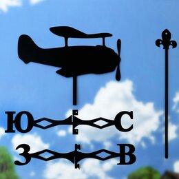 Флюгеры - Флюгер 'Самолет-2',  50х34см, 0