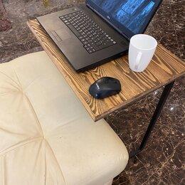 Компьютерные и письменные столы - Столик для ноутбука и кофе придиванный, 0