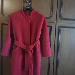 Пальто - Женское пальто (шерсть), 0