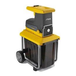 Садовые измельчители - Электрический измельчитель Stiga BIO Silent 2500 (290001252/14), 0