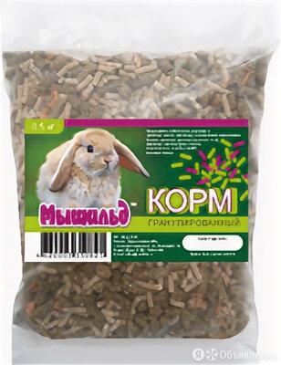 Корм для декоративных кроликов 312000001  по цене 49₽ - Корма , фото 0