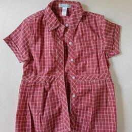 Рубашки и блузы - Рубашка из Франции для девочки 4-6 лет (дом/улица), 0