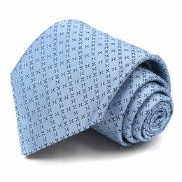 Комбинезоны - Светло-синий галстук с мелкими логотипами Celine 63518, 0