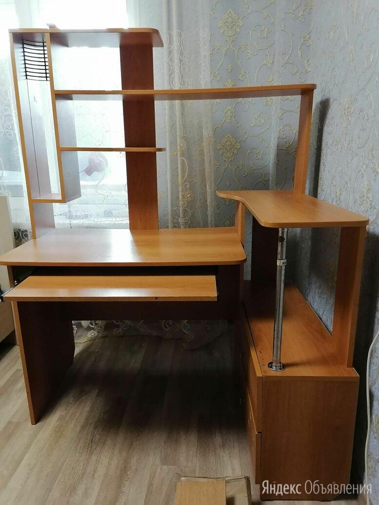 Стол компьютерный ученический по цене 5000₽ - Компьютерные и письменные столы, фото 0