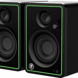 """Оборудование для звукозаписывающих студий - Mackie CR3-X пара студийных мониторов, мощность 50 Ватт, динамик 3"""", тв, 0"""
