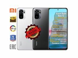 Мобильные телефоны - Xiaomi Redmi Note 10 4/64 Гарантия Ростест Новые, 0