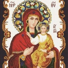 Картины, постеры, гобелены, панно - Икона БМ Смоленская Артикул : GF 1026, 0