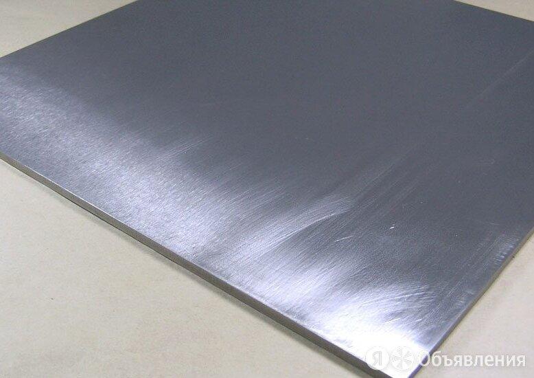 Лист молибденовый 0,9х500х1000 мм МЧВП по цене 3325₽ - Металлопрокат, фото 0