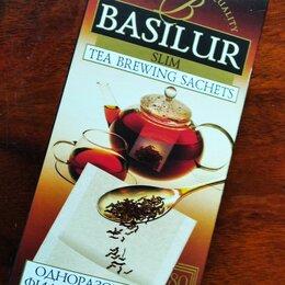 Аксессуары - Фильтр пакетики для заварки чая, 0