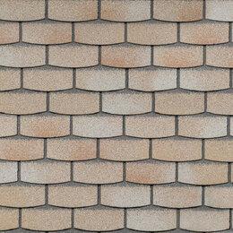 Тротуарная плитка, бордюр - Фaсадная плитка Hauberk камень ТРАВЕРТИН 1000х250х3мм 2,2м2/уп, 0
