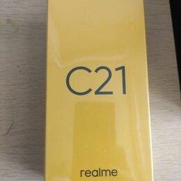 Мобильные телефоны - Смартфон Realme C21 4/64GB NFC, 0