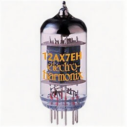 Звуковые карты - Electro-Harmonix 12AX7EH лампа вакуумная, 0