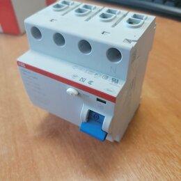 Защитная автоматика - Устройство защитного отключения F204 AC-40/0,03 2CSF204001R1400, 0
